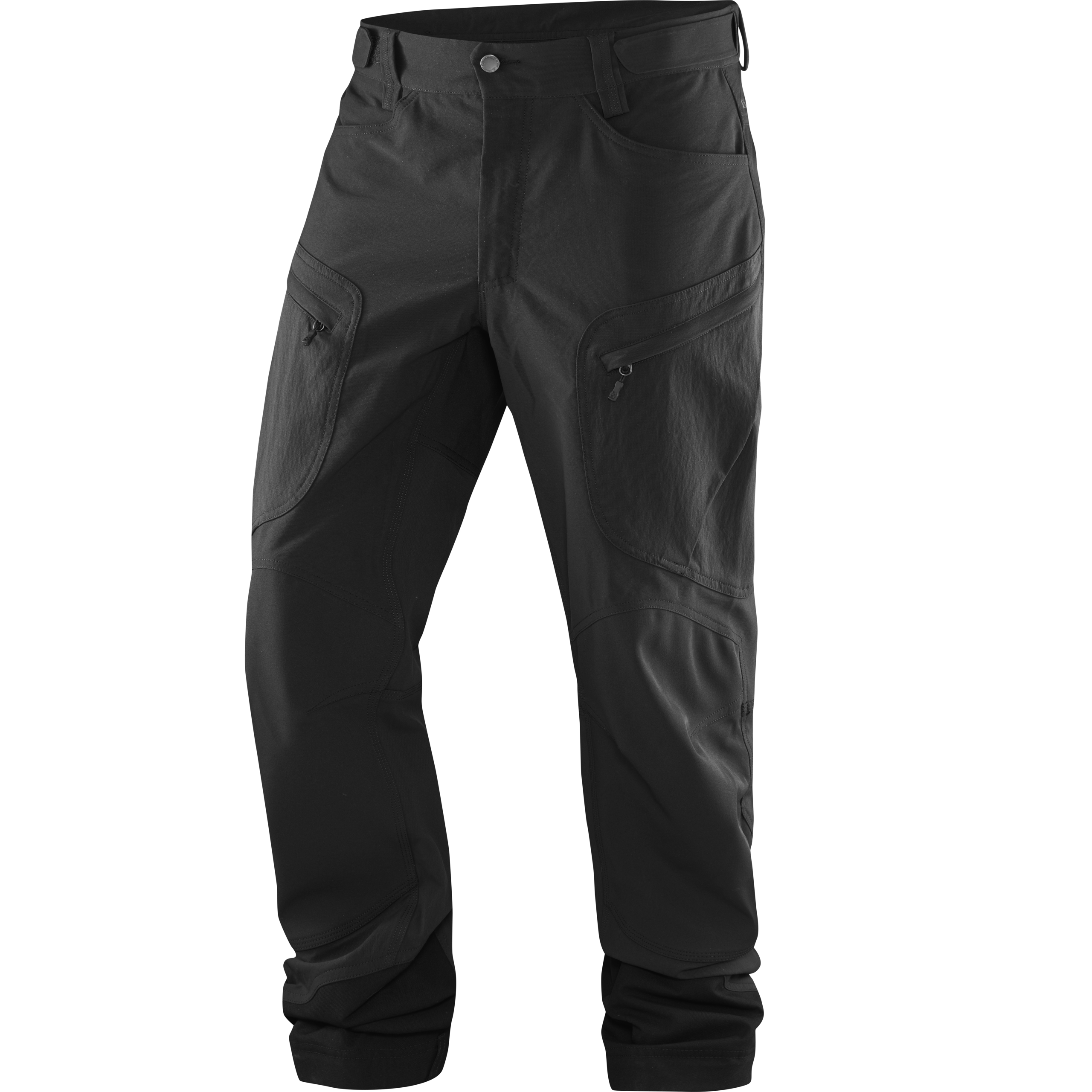Write A Review For Haglofs Mens Rugged Ii Mountain Pant True Black