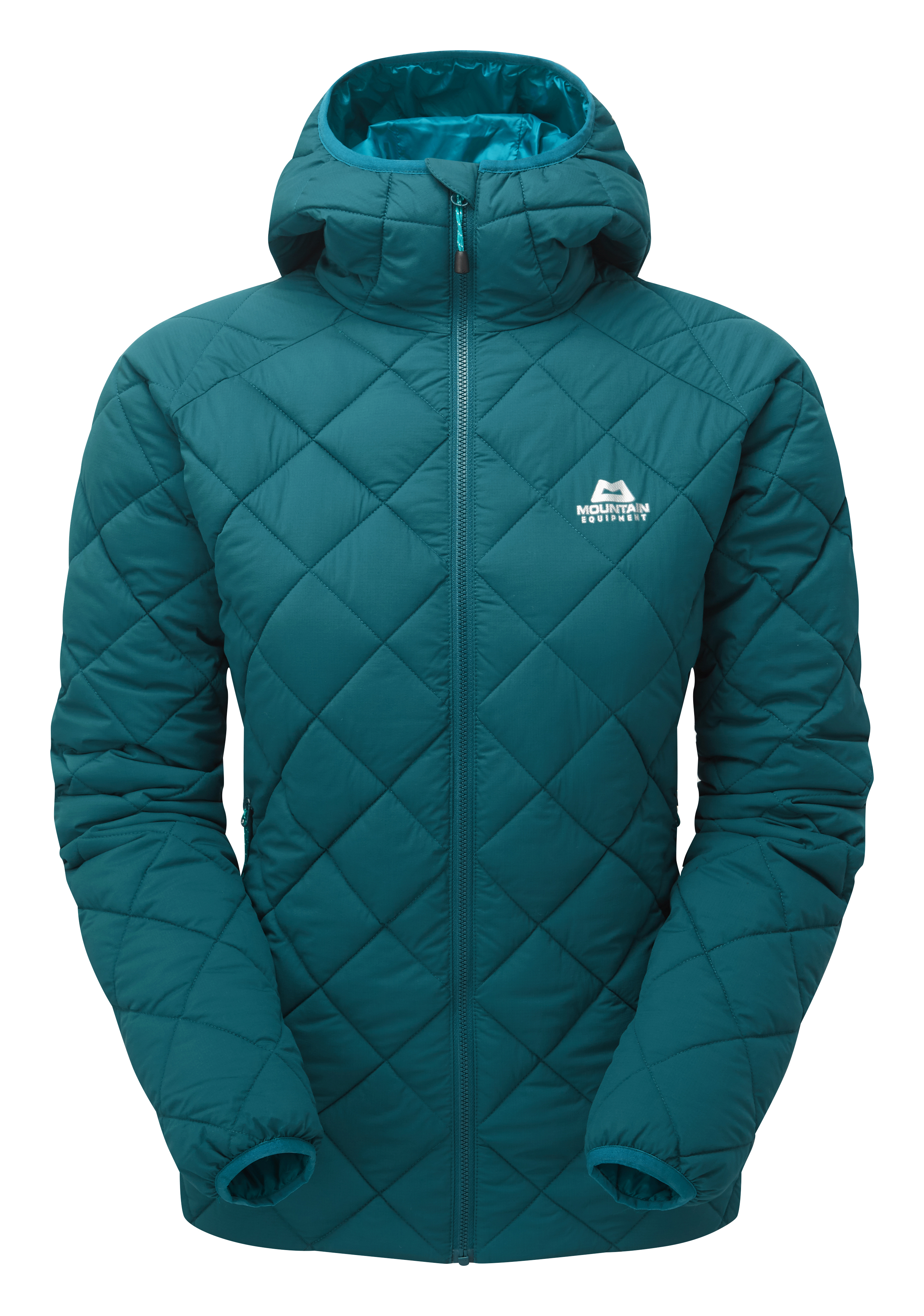 ef83a4c701a Mountain Equipment | Womens | Fuse | Jacket | Legion Blue £90.00