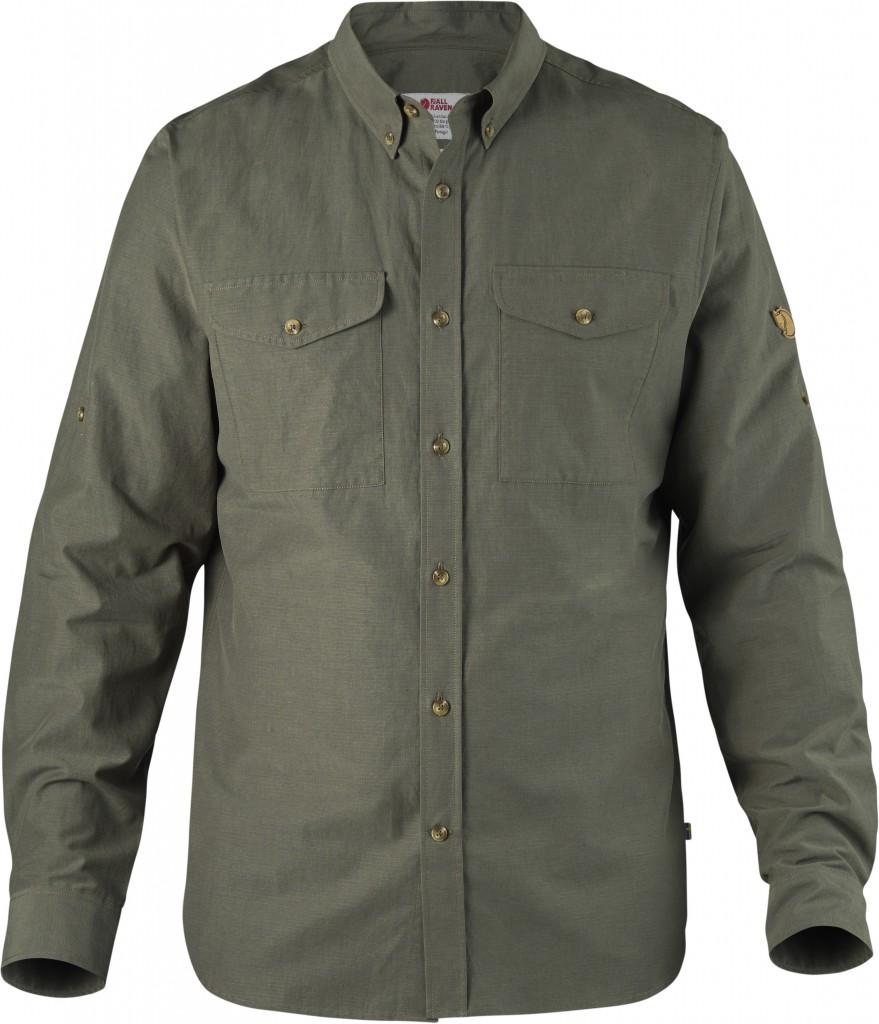 najlepiej online gorąca sprzedaż online zakupy Fjallraven Mens Ovik Lite Shirt Mountain Grey