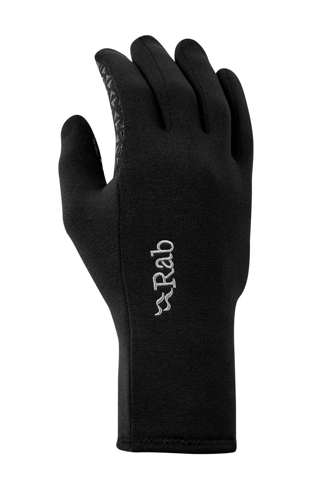 Medium Deep Ink Rab Mens Power Stretch Contact Grip Glove