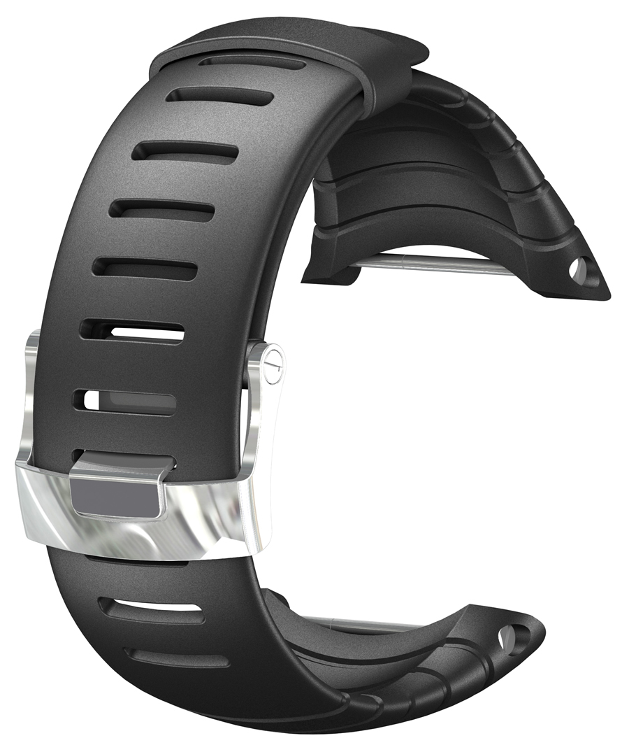 Suunto Core Standard Elastomer Strap Black 1700 Ultimate