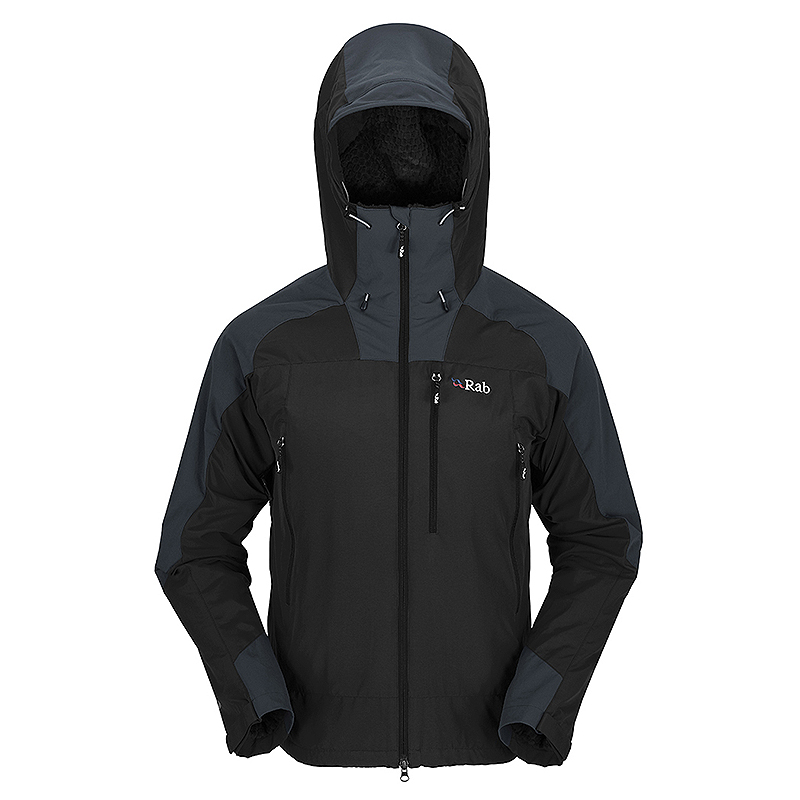 d02d6a4e Rab | Mens | Vapour-Rise | Guide | Jacket | Black £102.00